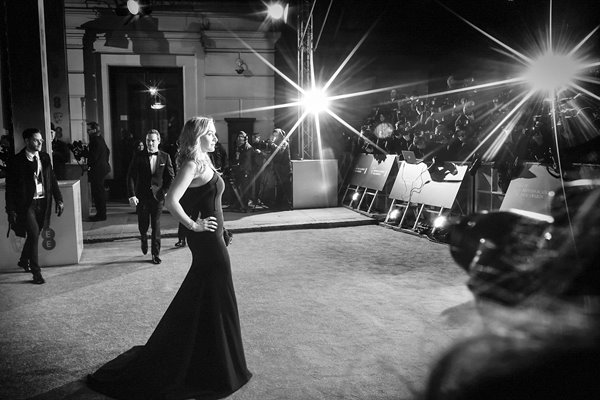 Kate Winslet BAFTA's London 2016