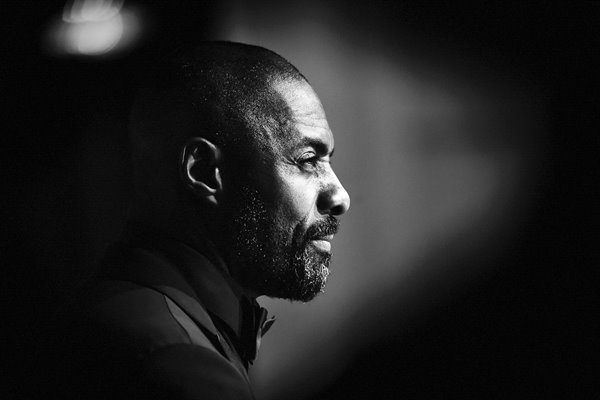 Idris Elba BAFTA's London 2016