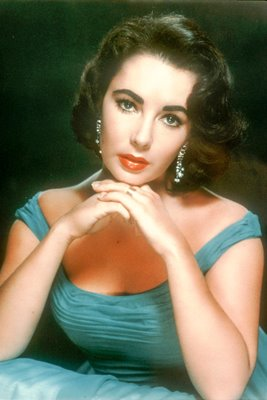The Screen Goddess Elizabeth Taylor