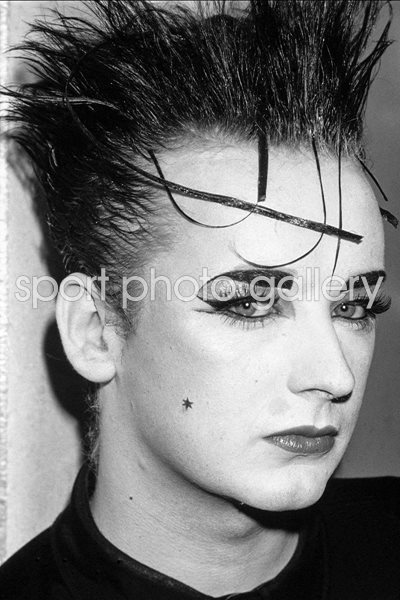 Boy George at