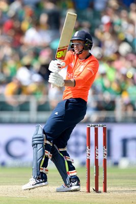 Joe Root England v South Africa T20 Wanderers 2016