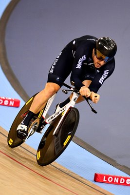 Matthew Archibald New Zealand Track Cycling Worlds 2016