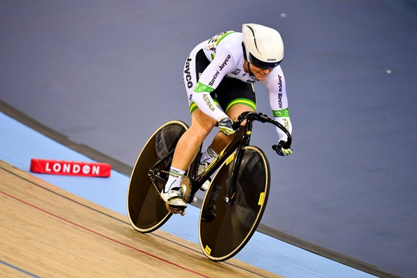 Anna Meares Australia Track Cycling Worlds 2016