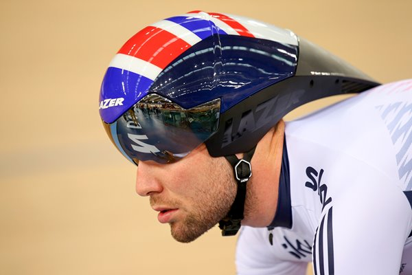 Mark Cavendish Great Britain Track Worlds London 2016
