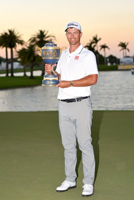 Adam Scott WGC Cadillac Champion Doral 2016