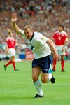 Alan Shearer England v Switzerland Euro 1996  Prints