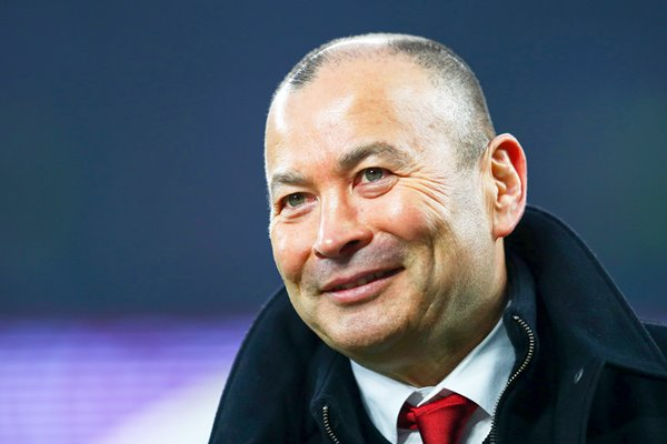 Eddie Jones England Coach Triple Crown 6 Nations 2016