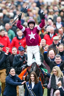 Bryan Cooper wins 2016 Cheltenham Gold Cup on Don Cossack