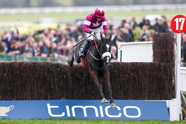 Bryan Cooper & Don Cossack win 2016 Cheltenham Gold Cup
