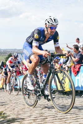 Tom Boonen Belgium 100th Tour of Flanders 2016