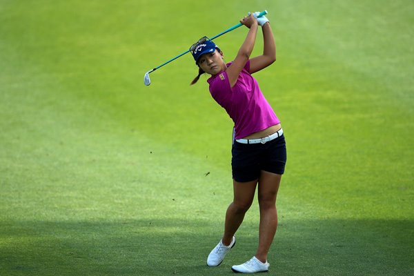 Lydia Ko New Zealand 2016 ANA Inspiration Champion
