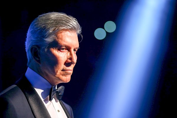 "Michael Buffer ""Lets Get Ready to Rumble"" Boxing O2 2016"