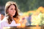Catherine Duchess Of Cambridge Delhi india 2016 Prints