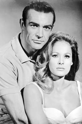 Connery & Andress In 'Dr. No'