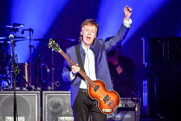 Paul McCartney California 2016
