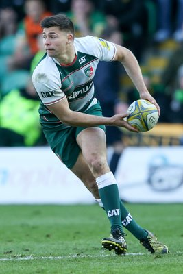 Ben Youngs Leicester v Northampton Saints Premiership 2016