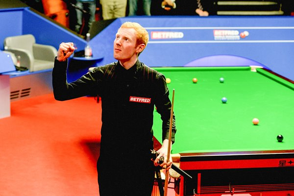 Anthony McGill beats Shaun Murphy World Snooker Crucible 2016