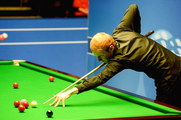 Anthony McGill World Snooker Crucible 2016