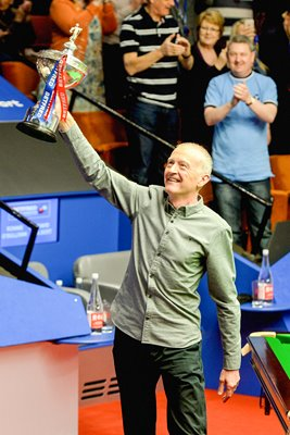 Steve Davis retires 2016 World Snooker Crucible Sheffield