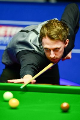 Judd Trump World Snooker Championship Crucible 2016