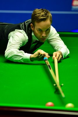 Ali Carter England World Snooker Crucible 2016