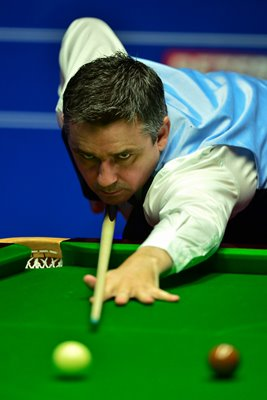 Alan McManus 2016 World Snooker Championship