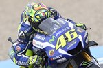 Valentino Rossi Spain Moto Gp Winner 2016 Prints