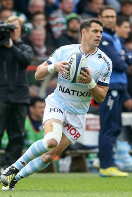 Dan Carter Racing 92 v Leicester Champions Cup Semi 2016