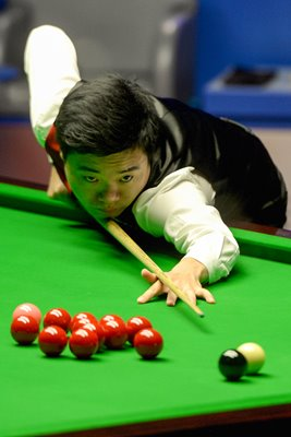 Ding Junhui World Snooker Championship Final 2016