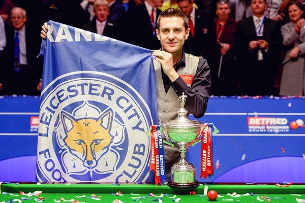 Mark Selby World Snooker Champion 2016