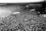 Bruce Springsteen Crowd Wembley 1985 Prints