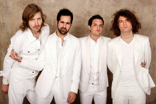 The Killers in White.