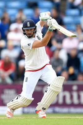 James Vince England Test Debut v Sri Lanka Headingley 2016