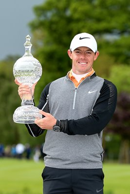 Rory McIlroy Irish Open Champion K Club 2016