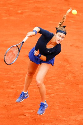 Anna Karolina Schmiedlova French Open Paris 2016