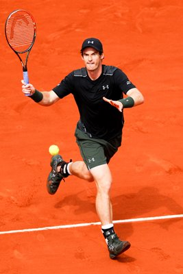 Andy Murray French Open Roland Garros Paris 2016