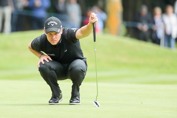Danny Willett PGA Championship Wentworth 2016