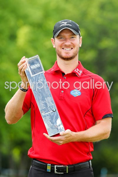 Chris Wood England PGA Championship Winner Wentworth 2016