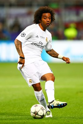 Marcelo Real Madrid Champions League Final 2016