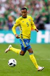 Martin Olsson Sweden v Ireland Paris Europeans 2016 Prints