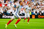 Jamie Vardy England scores v Wales Lens 2016 Mounts