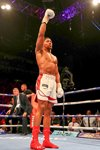 Anthony Joshua defends IBF World Heavyweight Title 2016 Prints