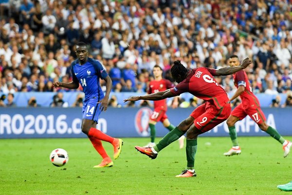 Eder Winner Portugal v France European Final 2016