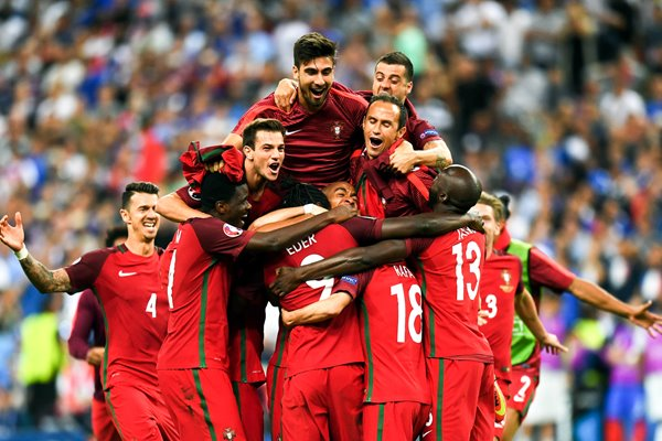 Portugal beat France European Final 2016