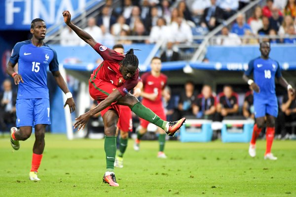 Eder Portugal Winning Goal v France European Final 2016