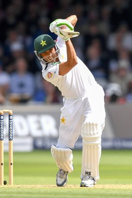 Younis Khan Pakistan v England Lords Test 2016