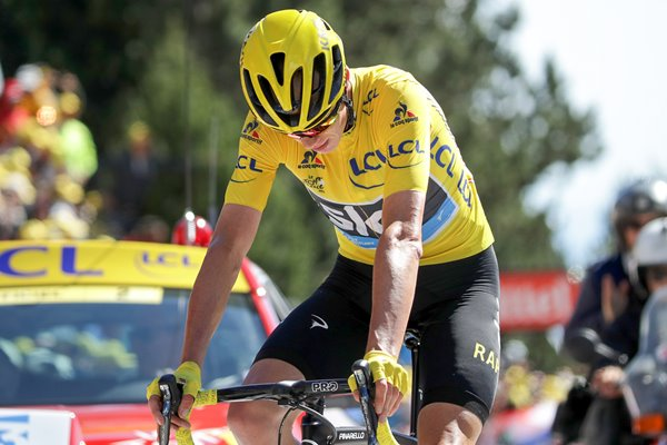 Chris Froome Mont Ventoux Stage 12 2016