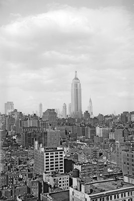 Empire State Building 1933