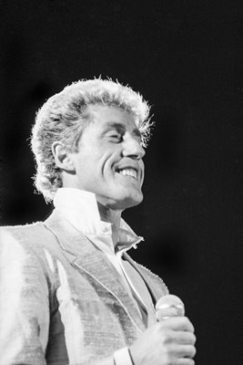 Roger Daltrey New York 1982