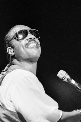 Stevie Wonder in concert 1983